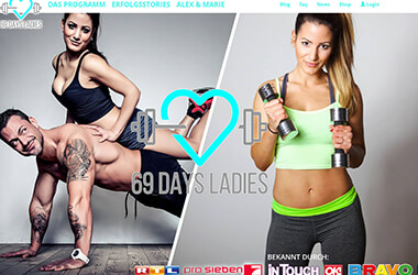 69 Days Ladies Workout