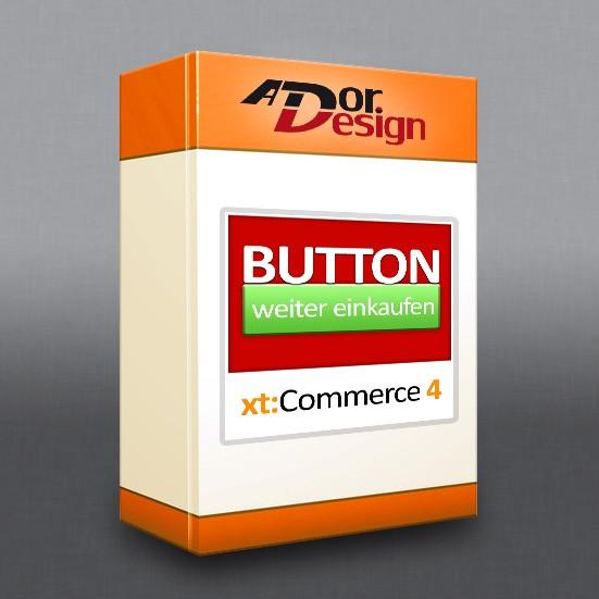 Weiter einkaufen Button für xt Commerce Veyton